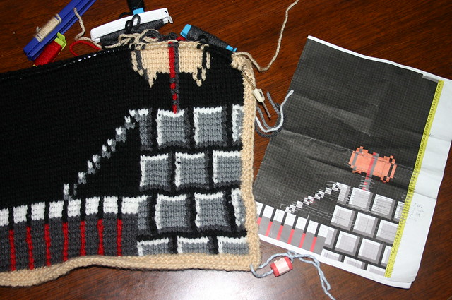 mario blanket, row 41 (3)