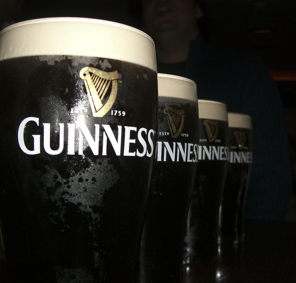 Guinness Times Four, where to stay in dublin