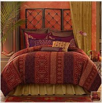 jcp artesia spice bedding - a photo on Flickriver
