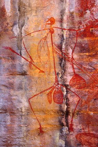 Aboriginal Zeichnungen