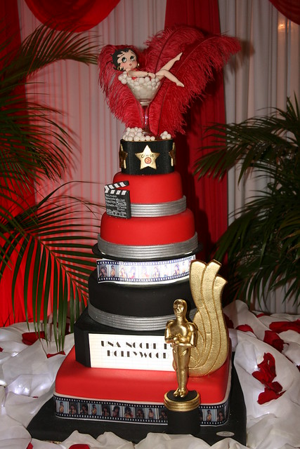 Torta Betty Boop CAKE  Flickr  Photo Sharing