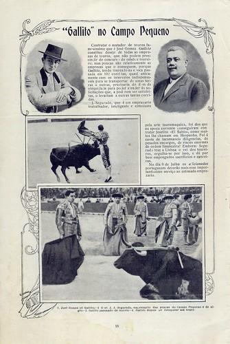 Ilustração Portugueza, No. 541, July 3 1916 - 16 by Gatochy