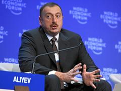Azerbajdžanský prezident