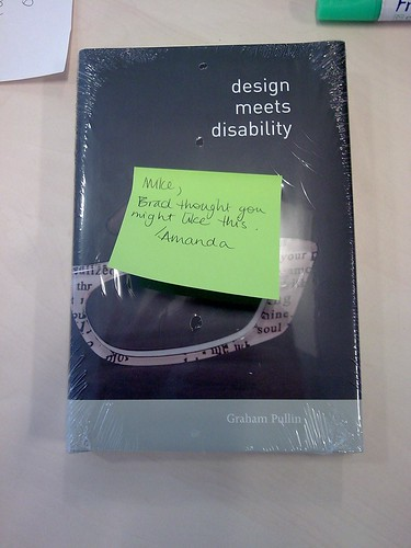 Design meets disability