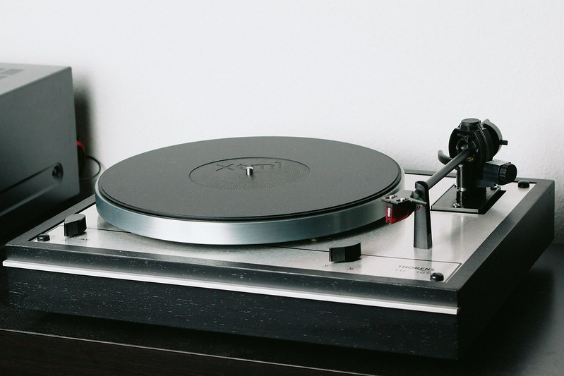Thorens TD166 - Overview
