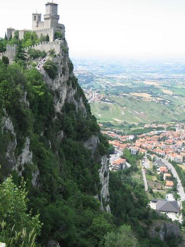 Mis 15 capitales favoritas de Europa - San Marino