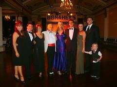 Patrick, Shirley, Amy, Chris, Jaclyn, Karen & family