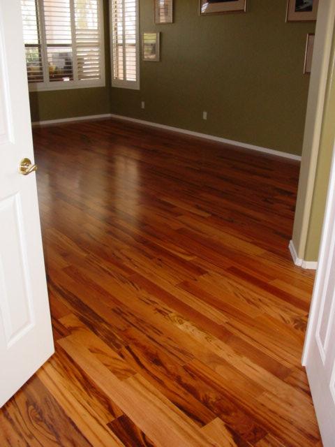 Tigerwood Hardwood Floor  Flickr  Photo Sharing
