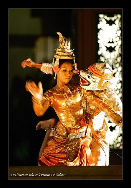 Savan Machha And Hanuman Flickr Photo Sharing