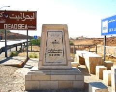 Jordan - Sea Level