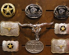 Belt buckles - Dallas, TX