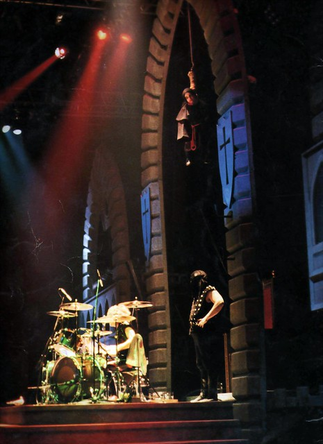 Ozzy Osbourne Stage 1982 Flickr Photo Sharing
