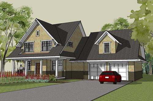 Stillwater craftsman house plan scene3