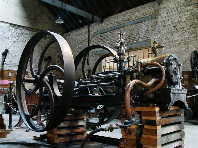 Machine  vapeur Merlin  Flickr  Photo Sharing