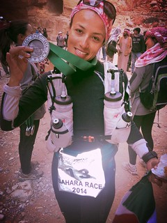 Isis Breiter Sahara Race