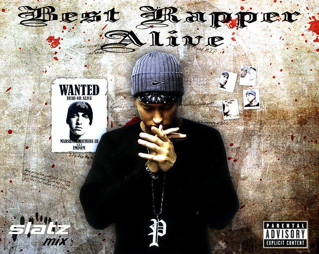 Best Rapper Alive Eminem Album Art | Eminem 2009 New Album -… | Flickr