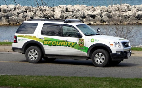 Private Security Vehicles