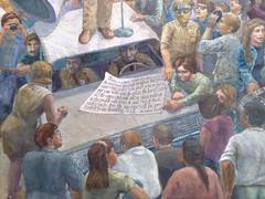 Free Speech Mural, Berkeley