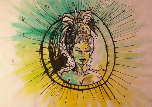 Napoli- Virgin Anaïs