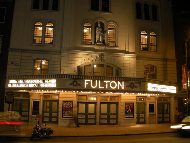 Fulton Theater Lancaster Pennsylvania  Flickr  Photo Sharing
