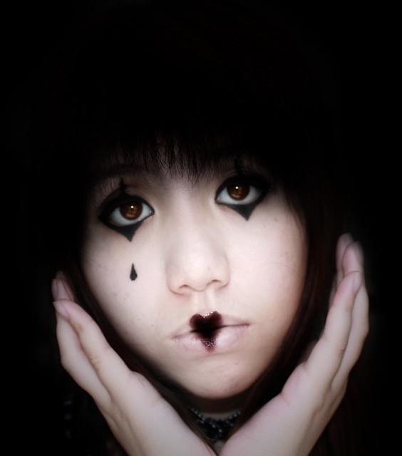 Mime Makeup Inspiration (explored!)