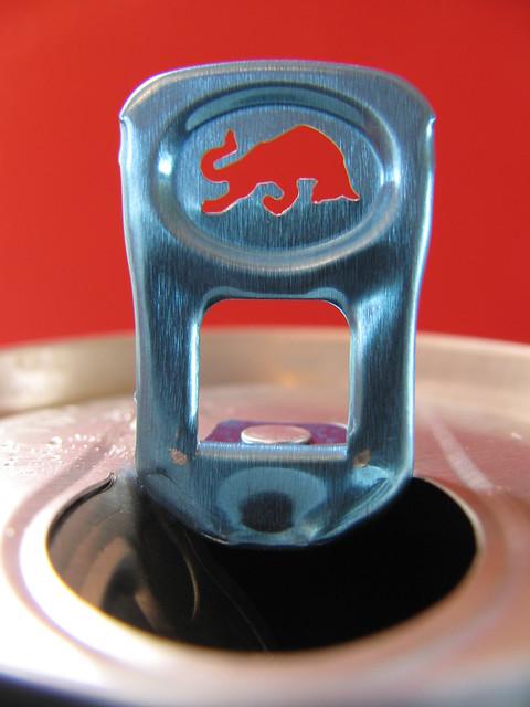 Sugar Free Red Bull Pull Tab Where Do All The Bull