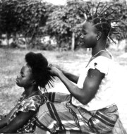 early 1940s hair styles in africa