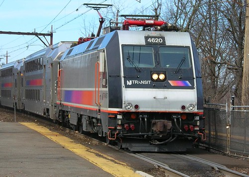 New Jersey Transit provides statewide services to the suburbs and exurbs of the New York region