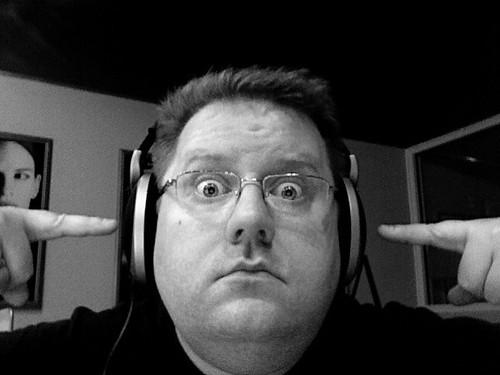 My Headphones Are Bigger Than Sam's