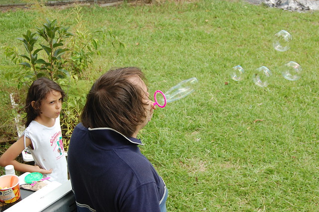 blowing bubbles 7