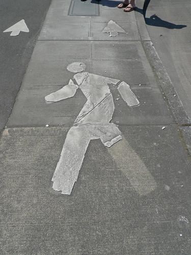 Crime Scene By Tony in WA cc: flickr