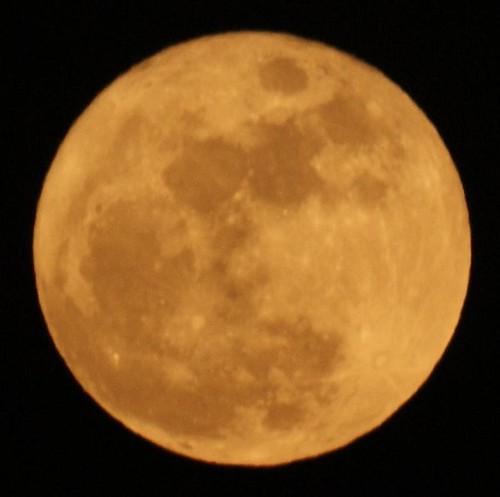 5/9 満月 Full Moon Japan kanagawa Minolta AF Reflex 500mm crop