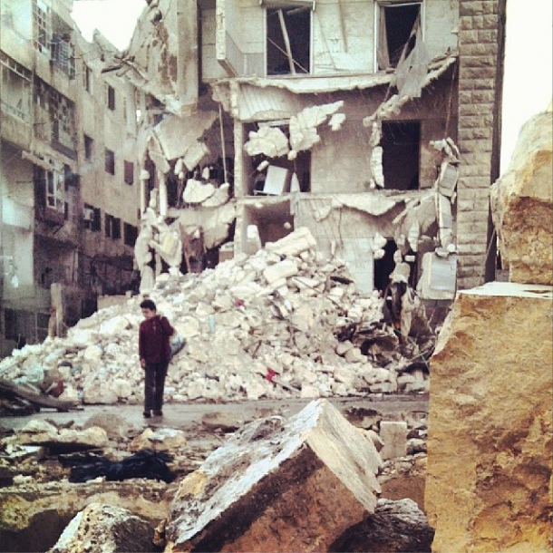 Ali Mustafa's photo from Aleppo