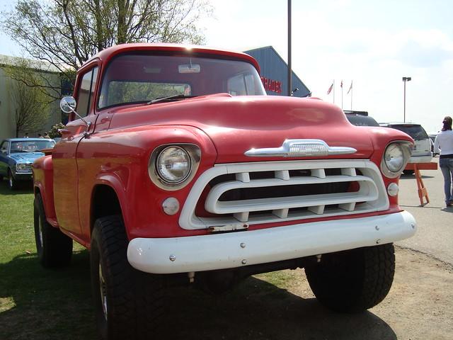 1957 Chevy Truck 4x4