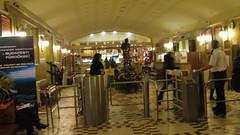 Budapest: Rudas furdo.