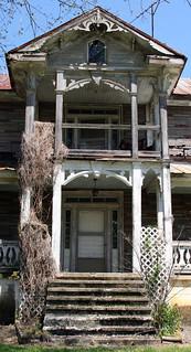 neat old farm house