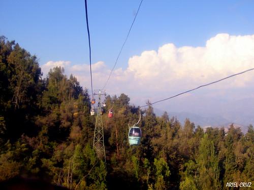 Teleférico - Cerro San Cristóbal