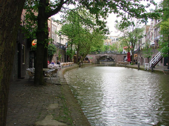 Europe's Most Beautiful Canals Are in Utrecht (2/6)