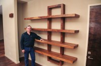 build wooden shelving unit | Quick Woodworking Projects