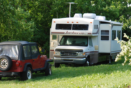 Our RV and Jerome