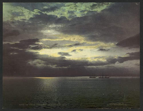On the St. Lawrence at Riviere du Loup (LOC)