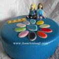 Daisy girl scout cake flickr photo sharing