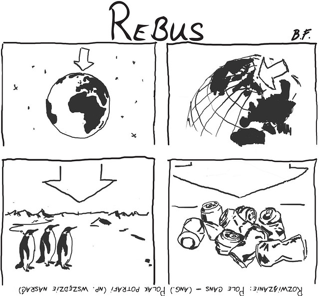 Rebus definition/meaning