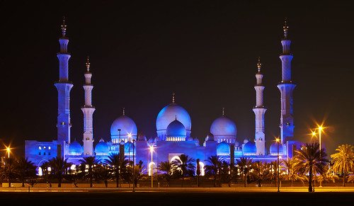 Grand Mosque - a.k.a. Sheikh Zayed Mosque