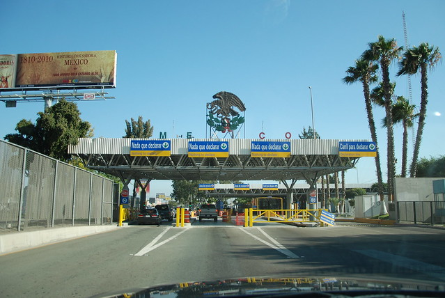 OTAY MESA MEXICAN BORDER CROSSING  Flickr  Photo Sharing