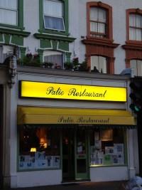 Patio, Shepherd's Bush, London W12 | Flickr - Photo Sharing!