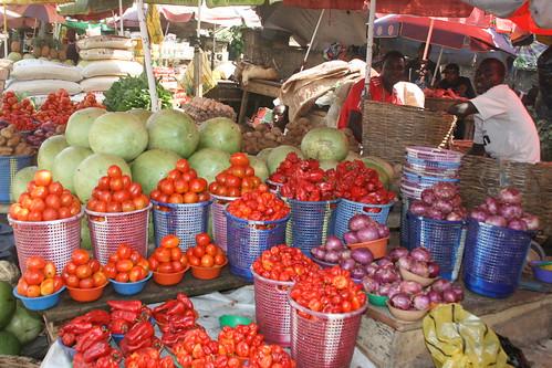 Organically Produced - Utako Market by Jujufilms