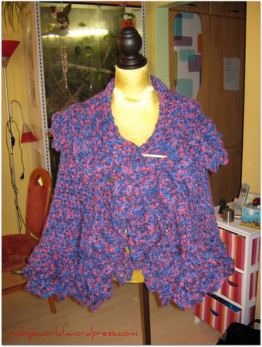 Liliana Pineapple Jacket