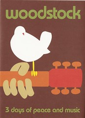 Woodstock 1969 Blu Ray Front Cover