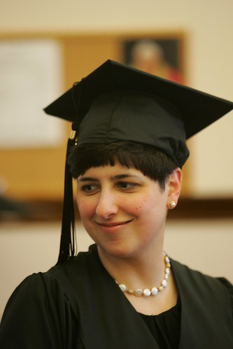 Master of Arts in Ministry graduation 2011